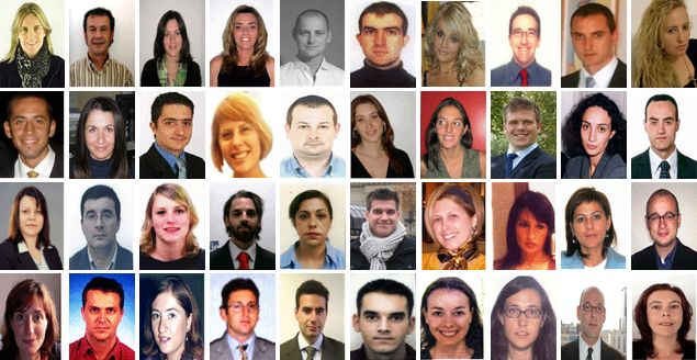 Estudiantes de EENI Business School & HA University en Europa