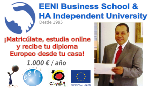 Estudiante (EENI Business School & HA University)