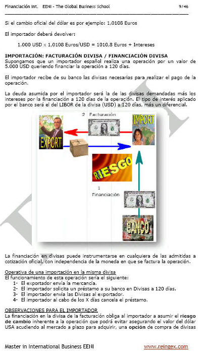 Financiación internacional
